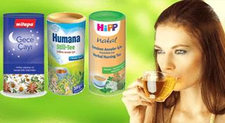 Anne Çayları