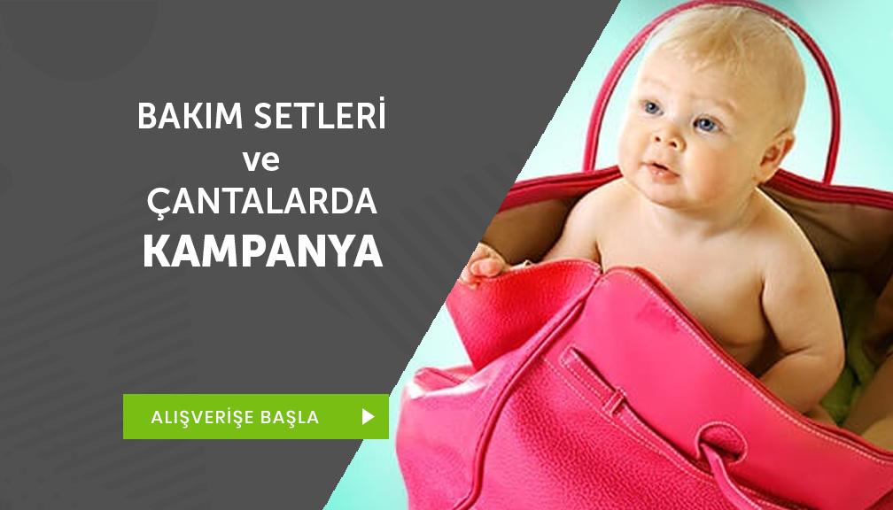 Bebek Bakım Seti ve Çantalar