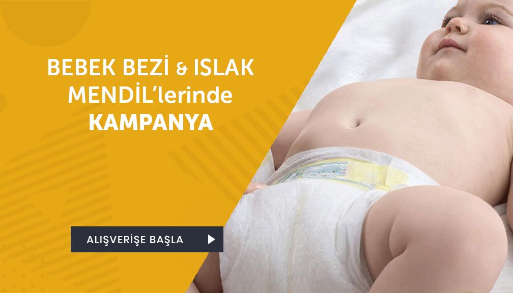 Bebek Bezi ve Islak Mendil