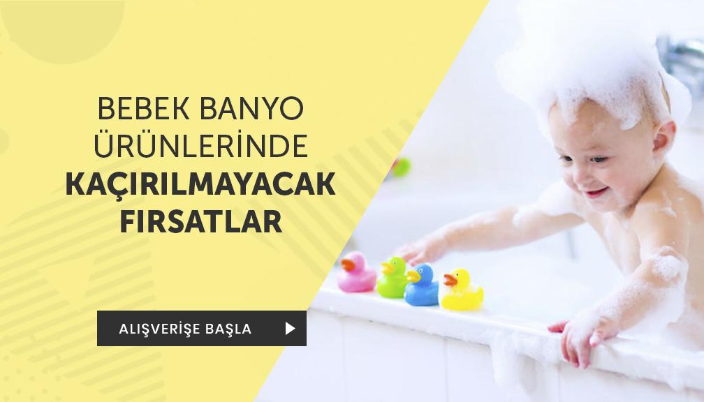 Bebek Banyo Ürünleri