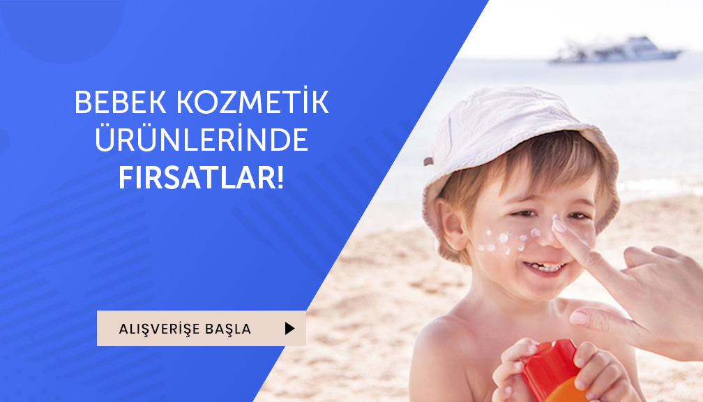 Bebek Kozmetik Ürünleri