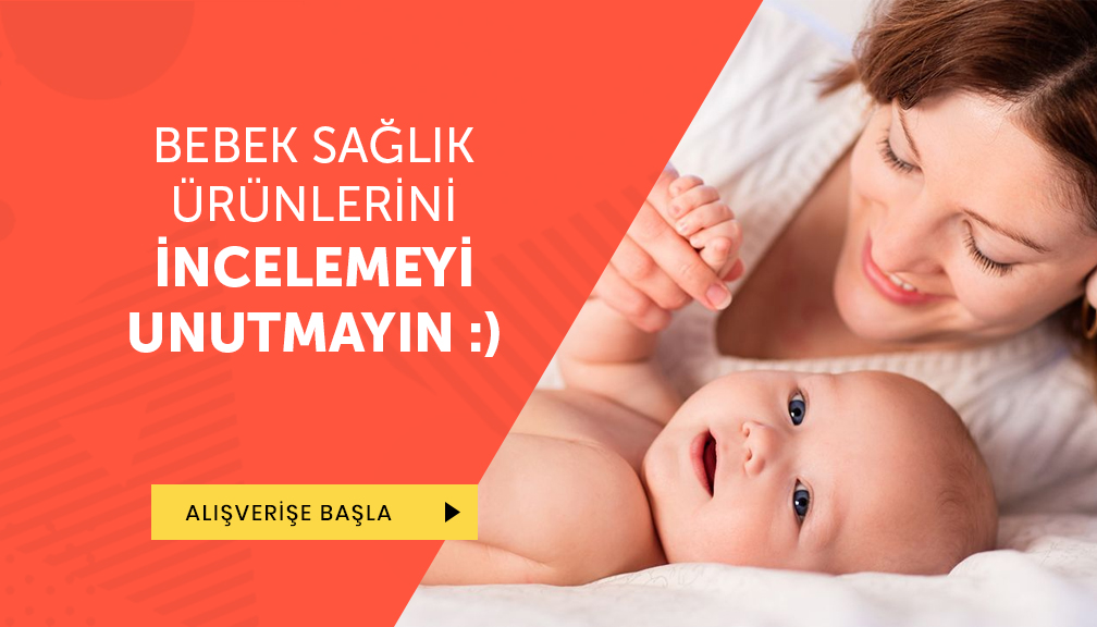 Bebek Sağlık Ürünleri