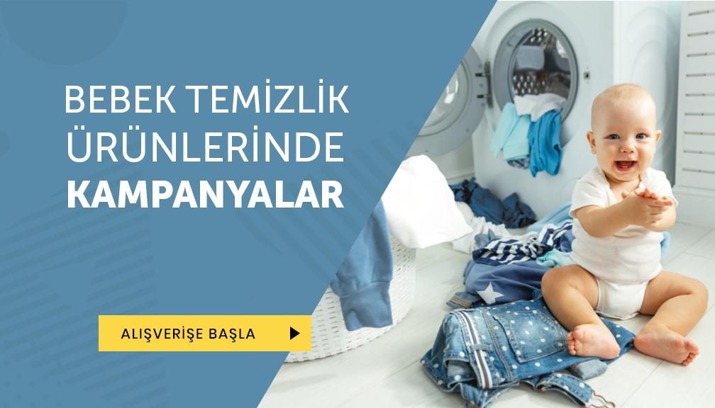 Bebek Temizlik Ürünleri