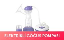 Elektirikli Gögüs Pompası