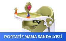 Portatif Mama Sandalyesi